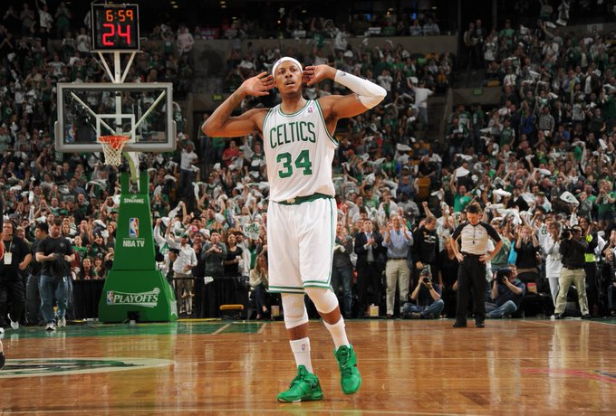 Happy Birthday to Paul Pierce who turns 40 today!