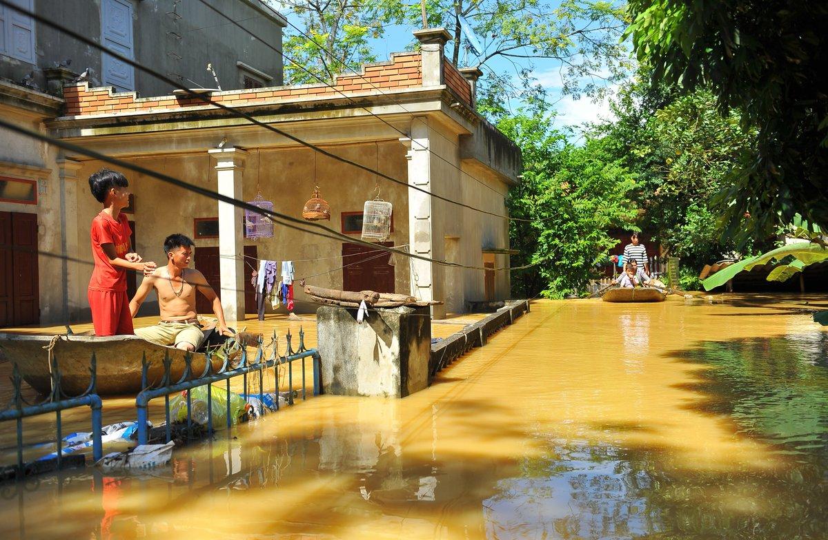 Vietnam flood and landslide toll hits 54