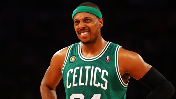Happy Birthday to Paul Pierce   About: