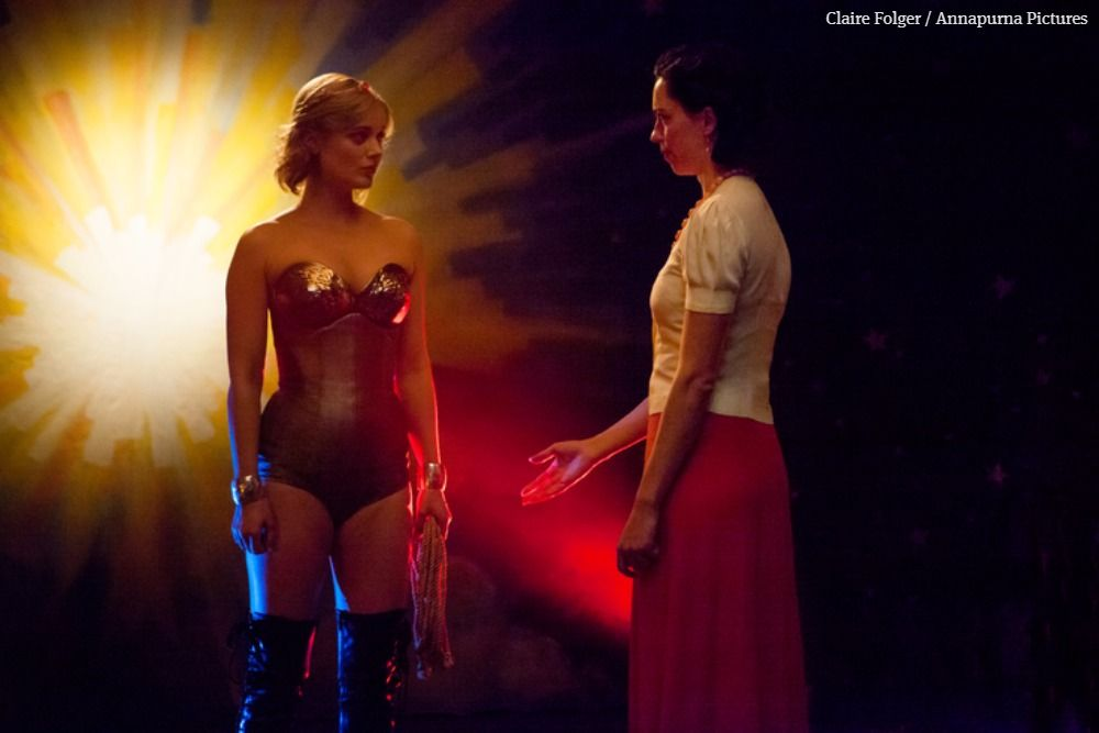 """Professor Marston & the Wonder Women"" review: a different sort of superhero origin story"
