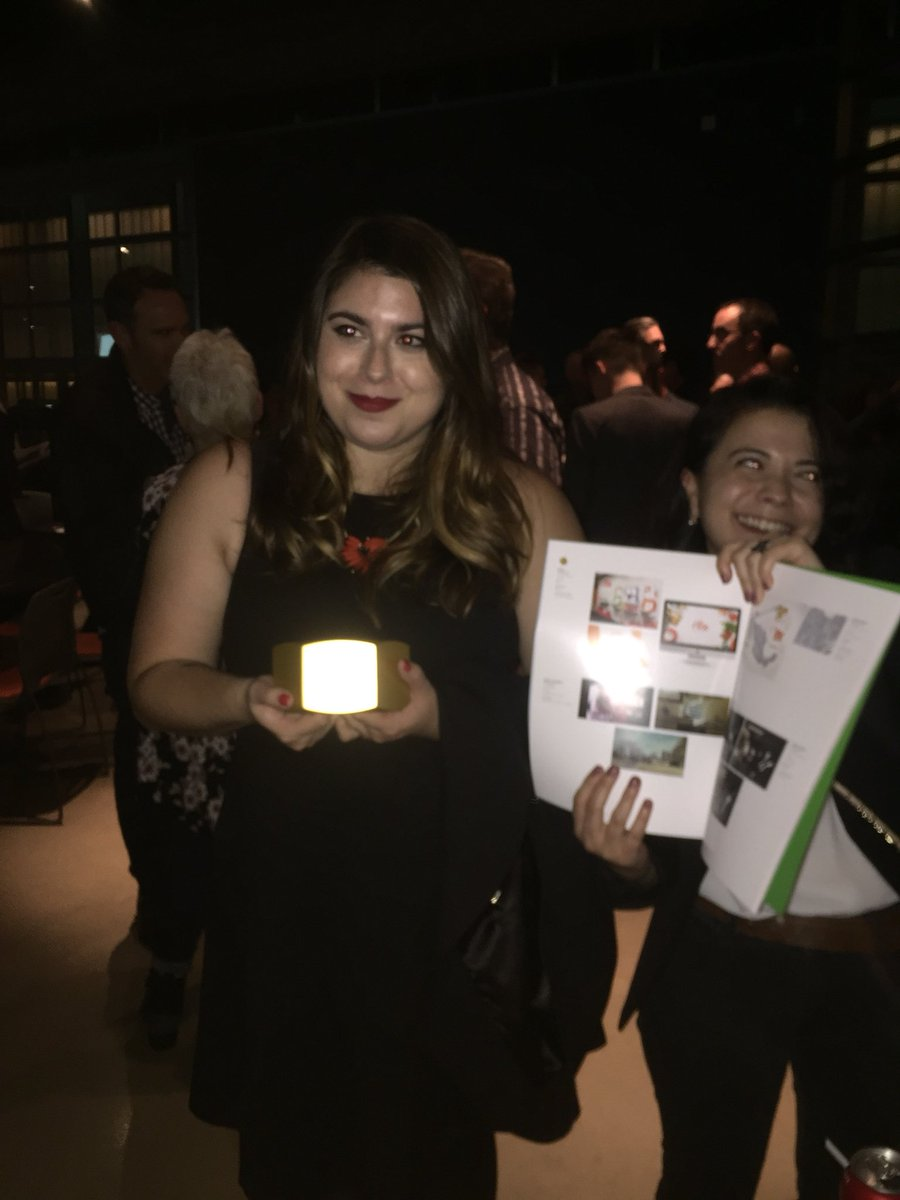 Special shout out to the student winner at the #MKE99 @AlisonGalarza — awesome work! https://t.co/h1HUD2O8id