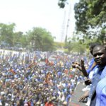 Weah and Boakai ahead in Liberia election partial results