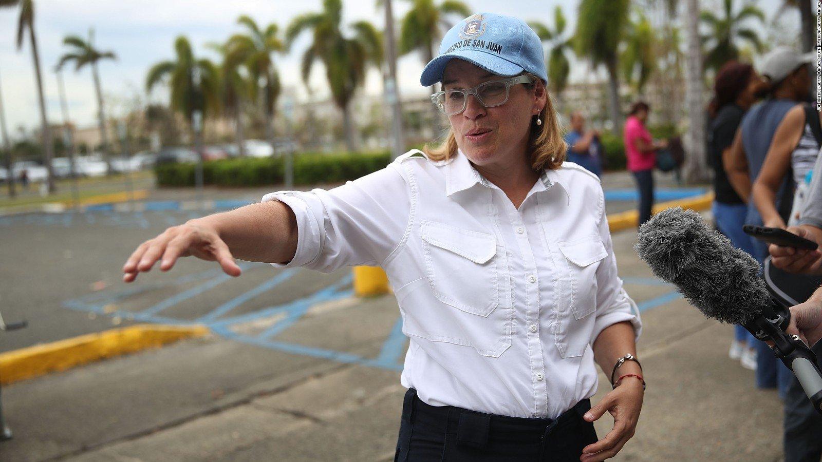 .@CarmenYulinCruz:   Puertorriqueños merecen respeto del presidente de EE.UU. https://t.co/N211nWYone @soyfdelrincon https://t.co/VZ9xryqZd2