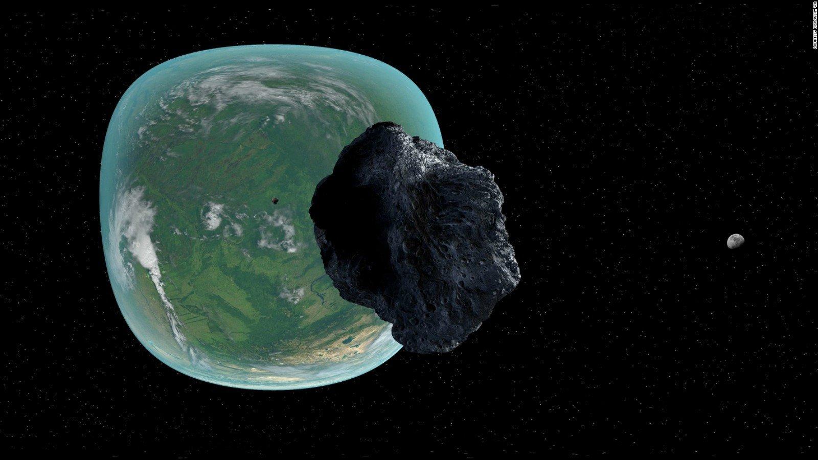 El paso de un asteroide cerca de la Tierra: ¿hay peligro?  https://t.co/JDhjDC24qE https://t.co/SnV1DWQMmg