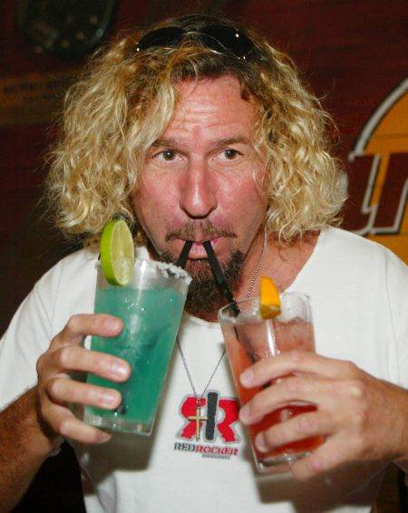 HAPPY 70th BIRTHDAY Sammy Hagar