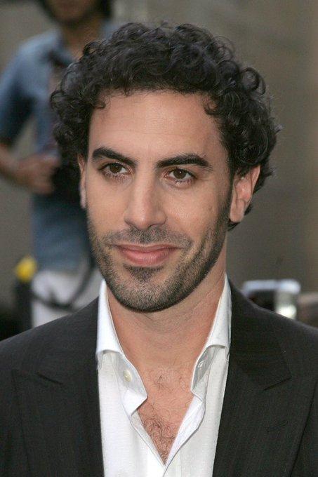 Happy Birthday à Sacha Baron Cohen qui a 46 ans