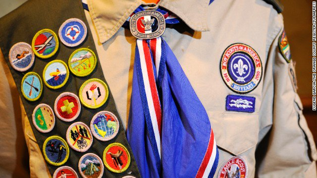 The Boy Scouts will soon include girls, and not everyone is happy about it https://t.co/FuJRwchw4p https://t.co/4PzaJP23A6