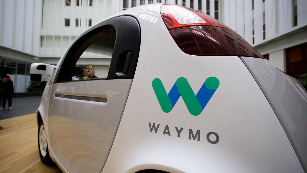 Waymo is the first company to give a detailed self-driving safety report to federal officials