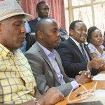 Jubilee MPs write to International Community over 'Raila's plot to subvert Constitution'