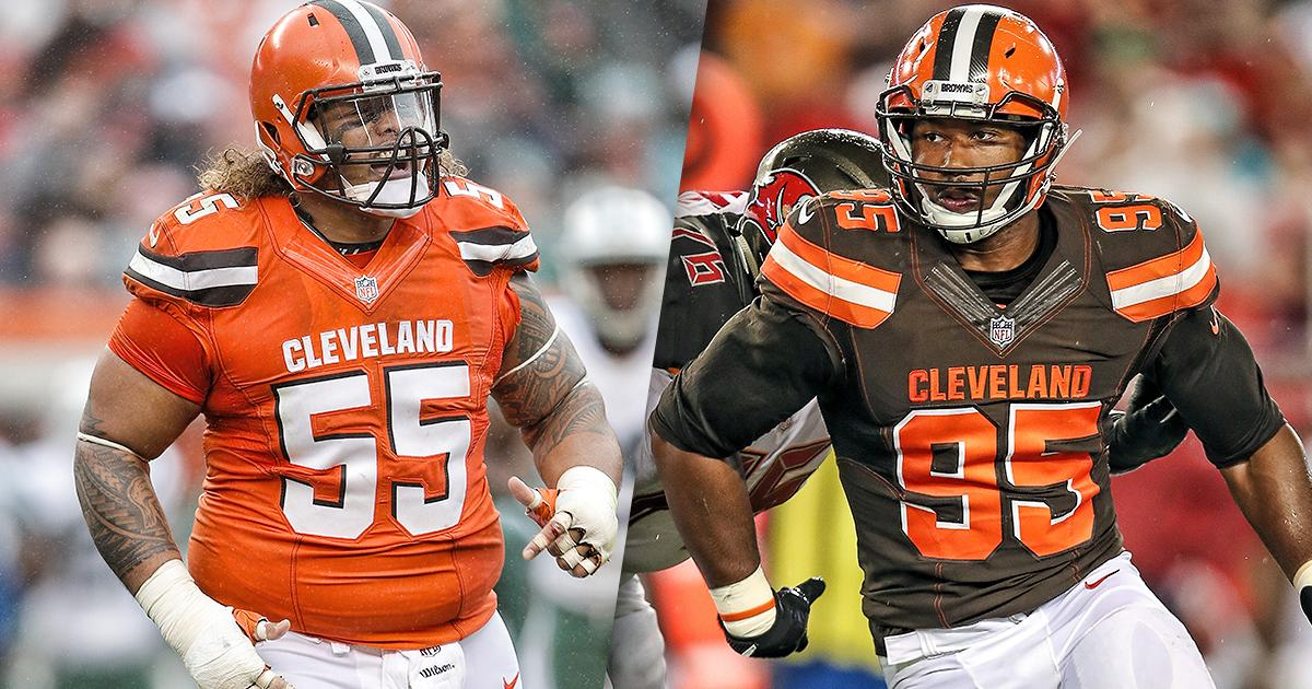 Potential return of Myles Garrett and Danny Shelton would give Browns defense a boost  �� » https://t.co/CU4MJBfMxC https://t.co/Byi13cpKPq