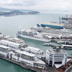New Zealand's biggest port imported more than $20 billion in goods in a year