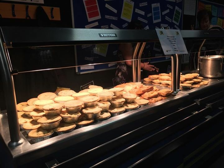 """test Twitter Media - RT @airedaleacademy: Our inaugural """"Pie, Pea and Progression"""" evening went down a storm! #post16 @GoHigherWY https://t.co/BWTpYZetA6"""