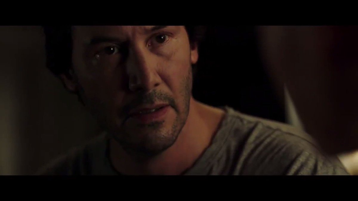 Replicas trailer: Keanu Reeves brings his family back to life