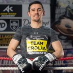 Manchester United midfielder Michael Carrick gives Anthony Crolla massive boost ahead of Ricky Burns showdown