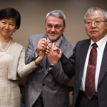 Hibakusha hands UN petition for nuke-free world signed by 5 mil.