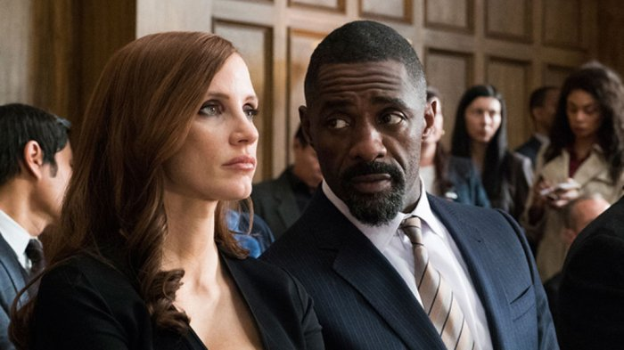 .@jes_chastain's MollysGame moved back to Christmas Day