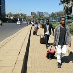 Comrades Sent Home After University Of Nairobi Is Shut Down