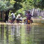 Heavy rain throws life out of gear in Vijayawada