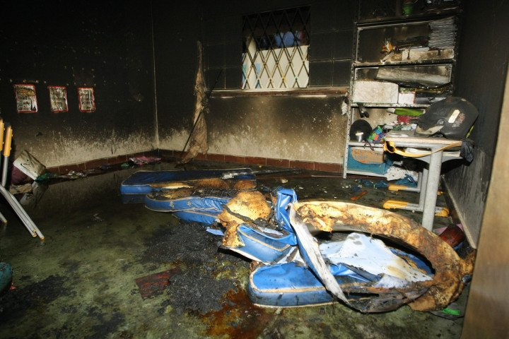 Four Children and a Teacher Killed After a Security Guard Sets Fire to Brazil Nursery School