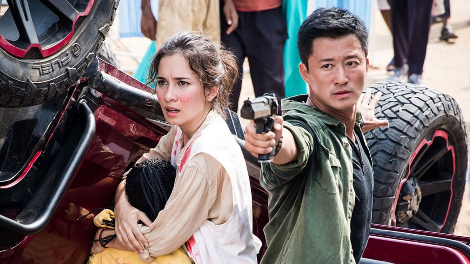 Oscars: China Selects Blockbuster 'Wolf Warrior II' for Foreign-Language Category