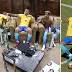 """Brazil squad recover from """"inhumane"""" playing conditions in Bolivia with oxygen masks following draw"""