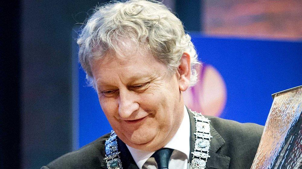 Amsterdam's Eberhard van der Laan dies of lung cancer