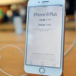 Chinese state media report bloated battery in Apple's iPhone 8 Plus