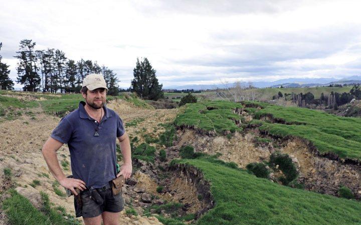 Farmers consider use for quake-damaged land