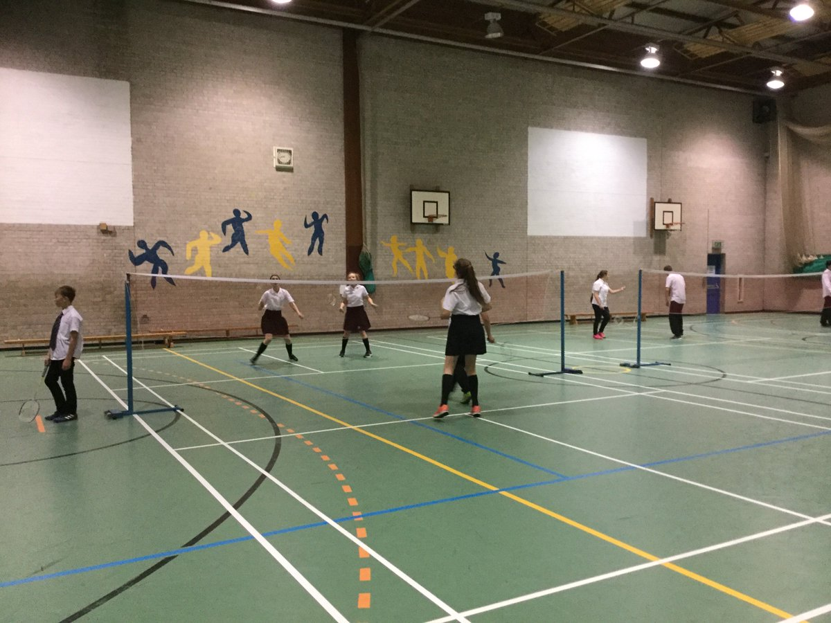 test Twitter Media - An excellent turn out to badminton at dinner today. Love to see students using their time constructively @YouthSportTrust @BadmintonEnglnd https://t.co/Vyw6qaIoPt