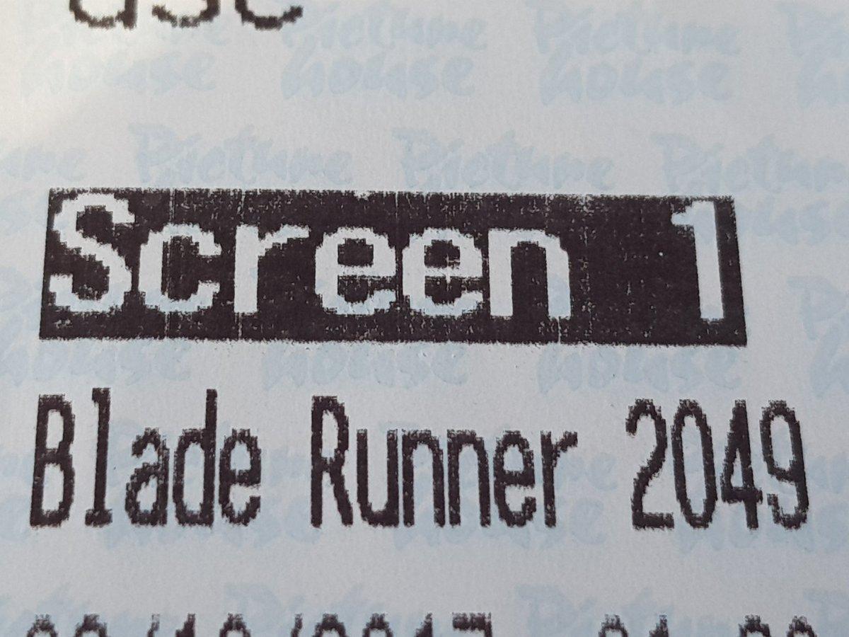 #BladeRunner2049