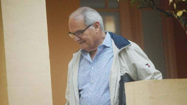 Cyber security company chief Dr Tony Castagna facing criminal charges