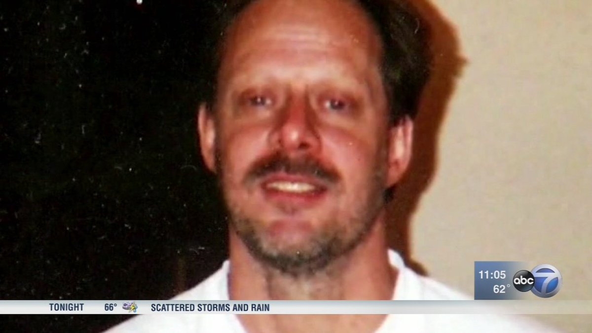 Las Vegas shooting probe examines possible bombing plan