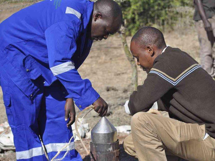 GDC experts '100% sure' Kajiado gas is 'pure methane'