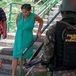 Brazil army, police in Rio favela drug swoop