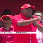 President Uhuru supports the proposed amendments to electoral law
