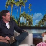 Groom who rescued boy from drowning on wedding day appears on 'Ellen'
