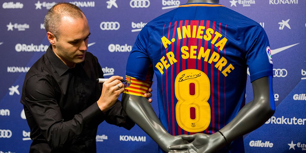 Do you want to take home a very special souvenir of the Barça captain...? Keep an eye out next Monday! https://t.co/5xMw1ZijkB