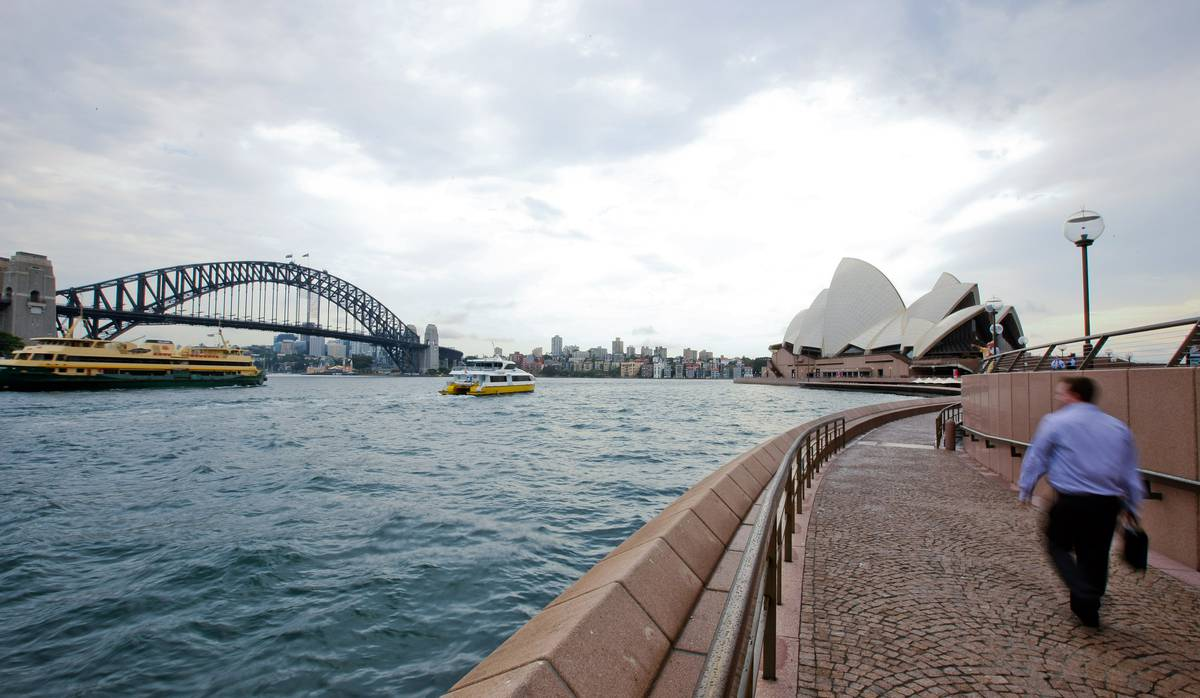 Big swings but Australia's climate hell won't be ours