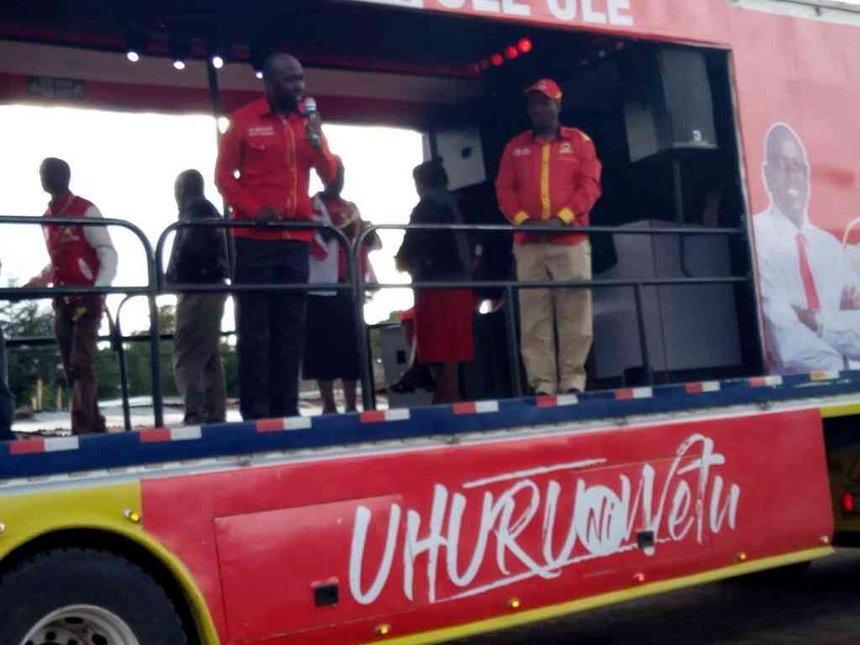 Declare Raila national disaster, rid us of 'sumbua-Kenya' - Nakuru leaders
