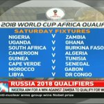 Nigeria aim for a win against Zambia to qualify for World Cup