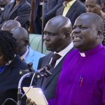Religious leaders pray for parliament after recent chaos