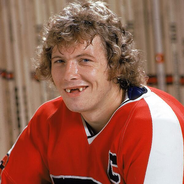 The great Bobby Clarke wishes you a #HappySmileDay https://t.co/vH8Qcg22iD