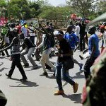 US urges Kenya rivals to reject violence