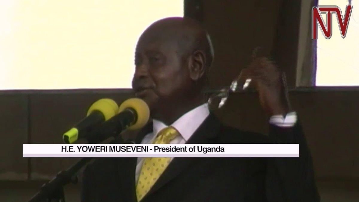 Museveni applauds Busitema University innovations