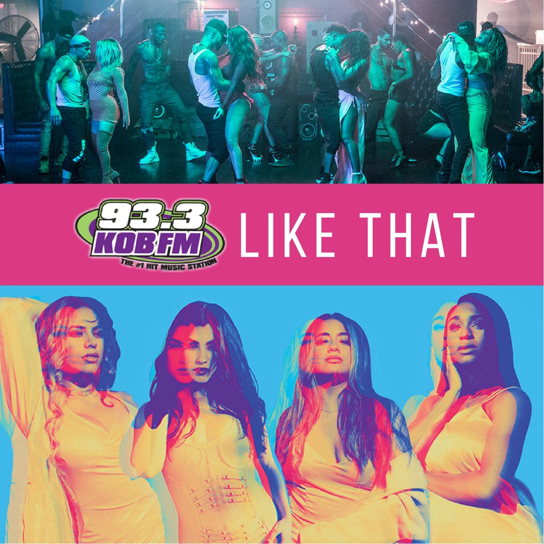 So grateful to hear our Albuquerque Harmonizers are dancin' to #HeLikeThat on @kobfm. Thanks for adding guys! https://t.co/R4NkDHhhTf