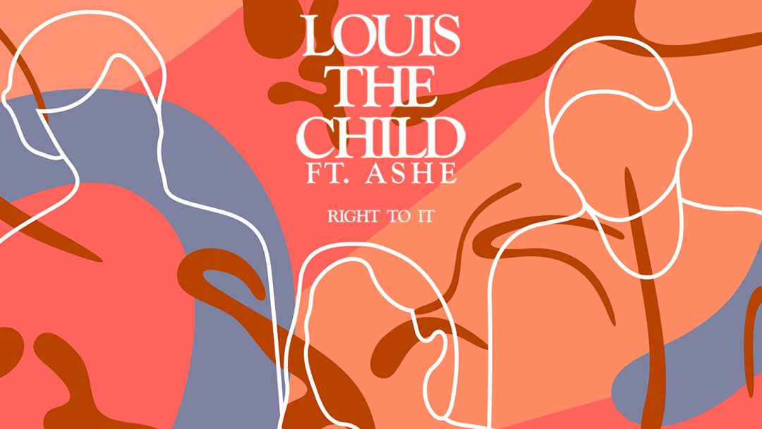 Listen to @LouisTheChild's new song #RightToIt feat. @AsheMusic https://t.co/KvSTyw2Ucx https://t.co/7GuPRToJz2