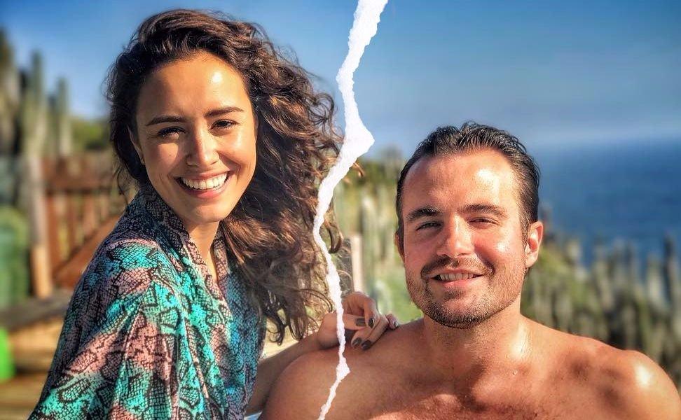 Amanda Richter. Foto do site da Contigo que mostra Chega ao fim o relacionamento de Max Fercondini e Amanda Richter