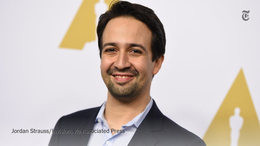 The Playlist: Lin-Manuel Miranda sings for Puerto Rico and 9 more new songs https://t.co/Y1nixzgqmD https://t.co/vxYAsBy4qx