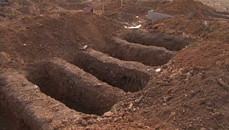 Scare as newly dug graves found in Migori County