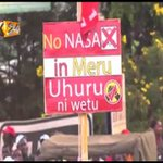 President Kenyatta, DP Ruto address rallies in Meru county